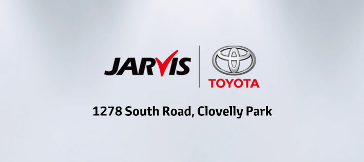 Jarvis Toyota Corolla & Camry Demos