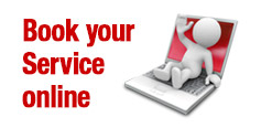 Book your service online