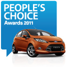 Ford Fiesta - Light Car People's Choice 2011
