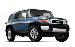 FJ Cruiser scoops 4x4 of the year award 2011